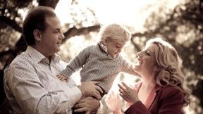 foto di famiglia in esterni Book Fabio Marcangeli