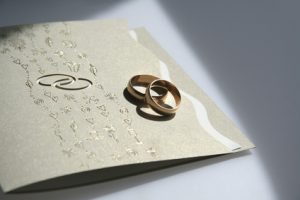 Partecipazione di nozze: la guida sul galateo per gli inviti
