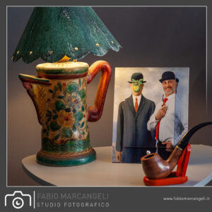 Cornici di quadri famosi con in tuo Fotoritratto